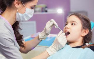 Tratamiento dental para los niños